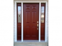 Homecraft-ProVia-Entry Door with Sidelites