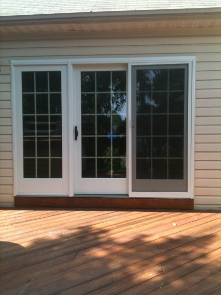 Patio Doors Gallery Replacement Windows Vinyl Siding Roofing Company In Wilmington Delaware