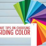 4 Smart Tips on Choosing a Siding Color