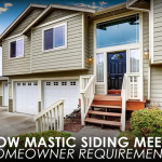 How Mastic Siding Meets Homeowner Requirements