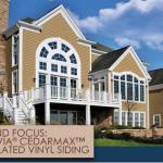 Brand Focus: ProVia® CedarMAX™ Insulated Vinyl Siding