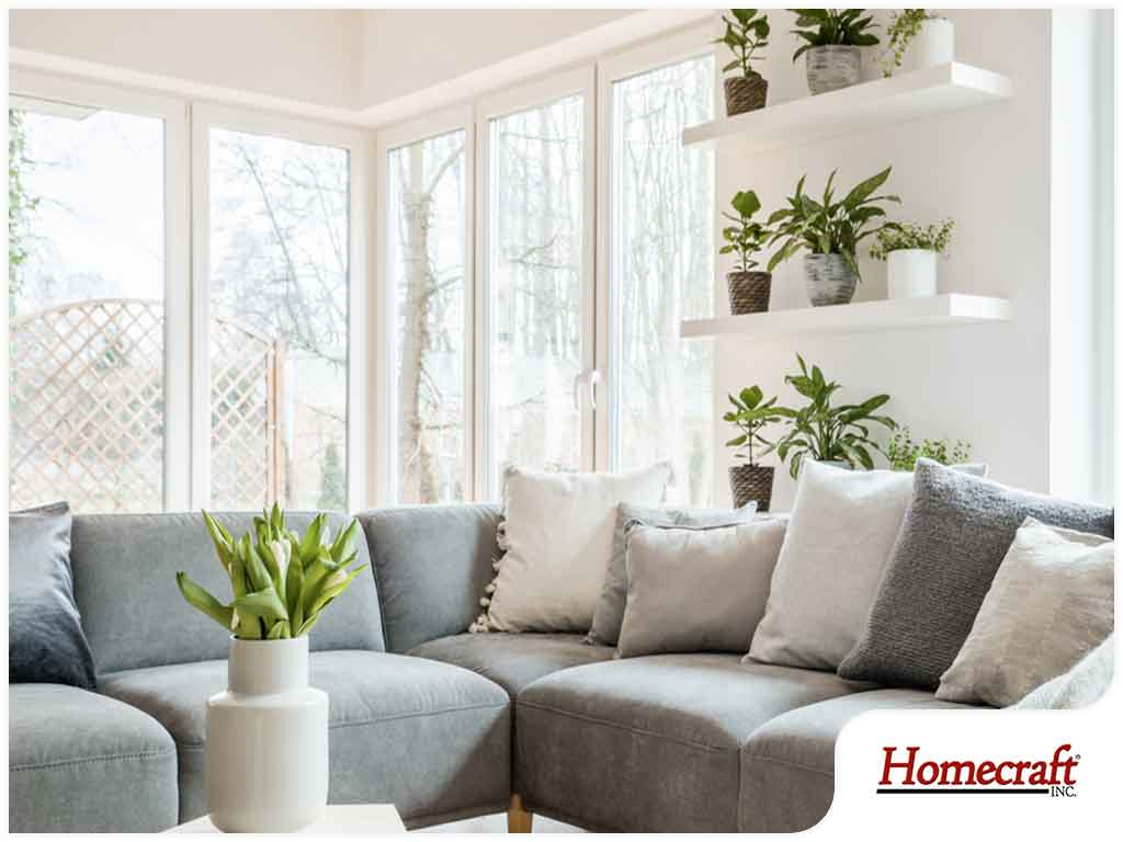 Window Treatment Ideas for Corner Windows