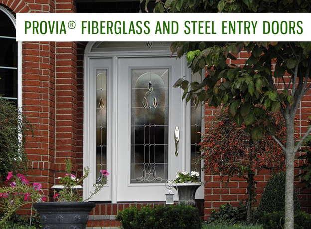 Brand Focus: ProVia® Fiberglass and Steel Entry Doors